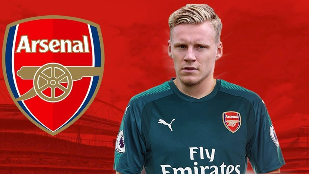 Picture: Bernd Leno Looks Perfect In An Arsenal Jersey If