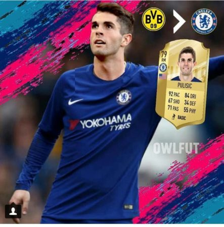 wholesale dealer 885a7 9bfcf Picture: Christian Pulisic will look good in Chelsea shirt ...