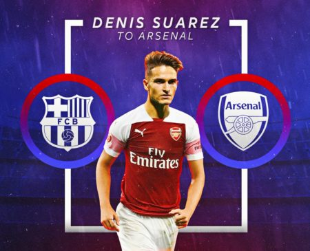 Image result for Denis suarez arsenal